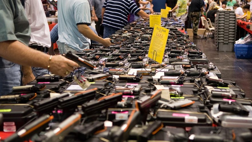DOJ Study: About That Whole Gun-Show Loophole