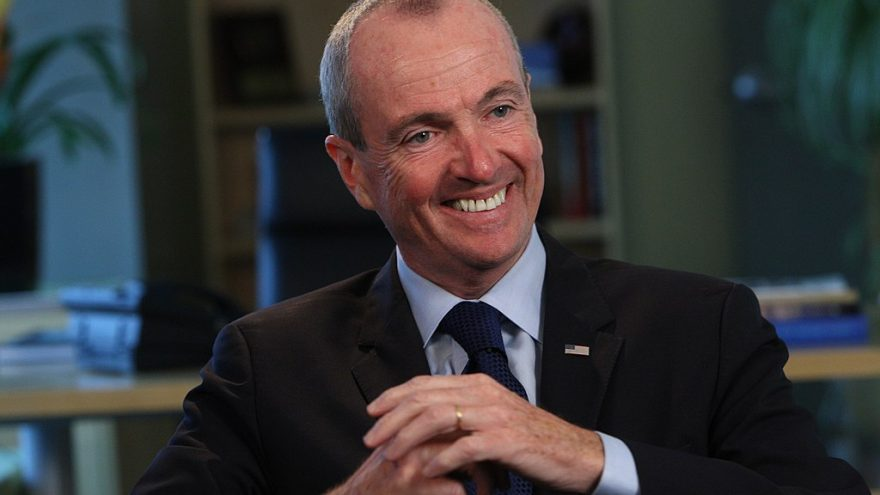 New Jersey Gov Keeps Armed Guards While Banning Gun/Ammo Purchases