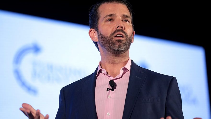 "Don Jr. ""The Left is Gunning For Our Liberties"""