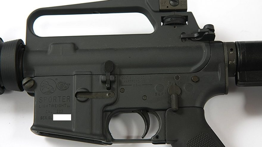 Colt Jumps Back in the AR-15 Business for the People