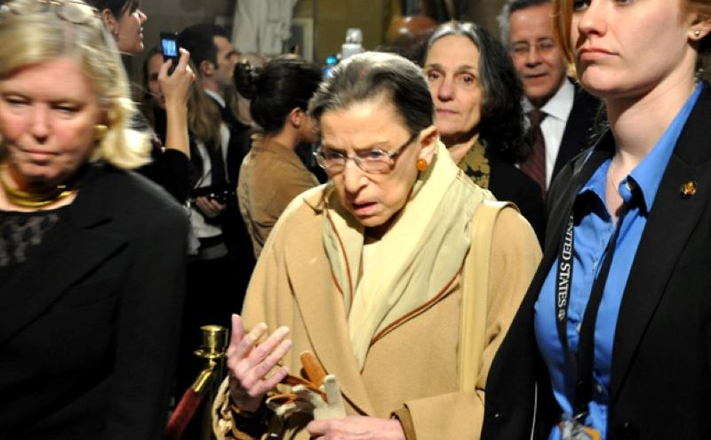 Ruth Bader Ginsburg Dies at 87…Could Have Big Implications for 2A