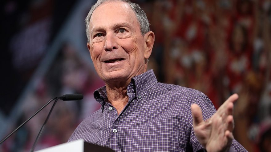 Bloomberg Aims to Prove Big Money Can Buy the White House and Gun Control