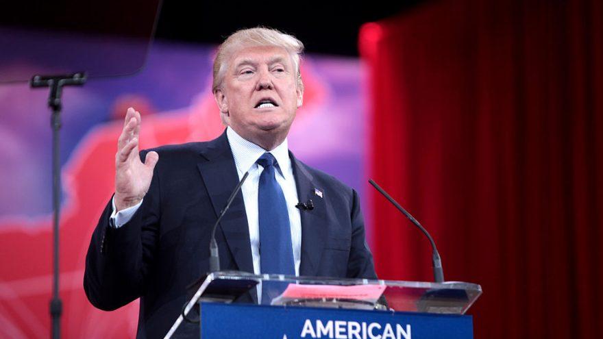 Trump Warns VA Voters Their 2nd Amendment is Gone if Biden Wins