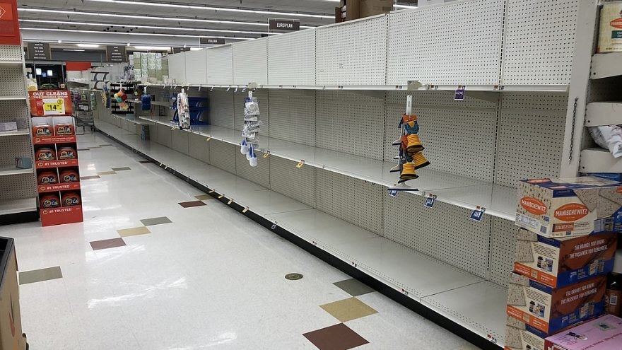 Are You Ready for Another Food, Supply Shortage?