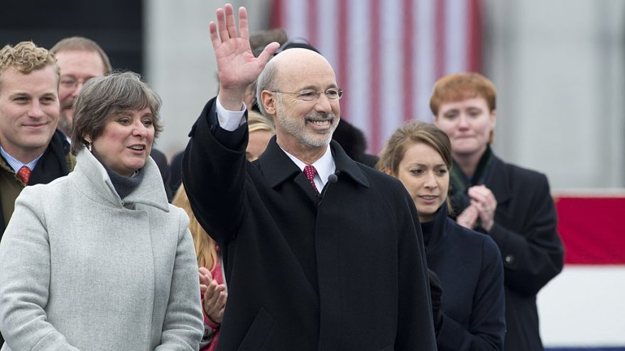 PA Gov. Wolf Says No to Firearms During Emergencies