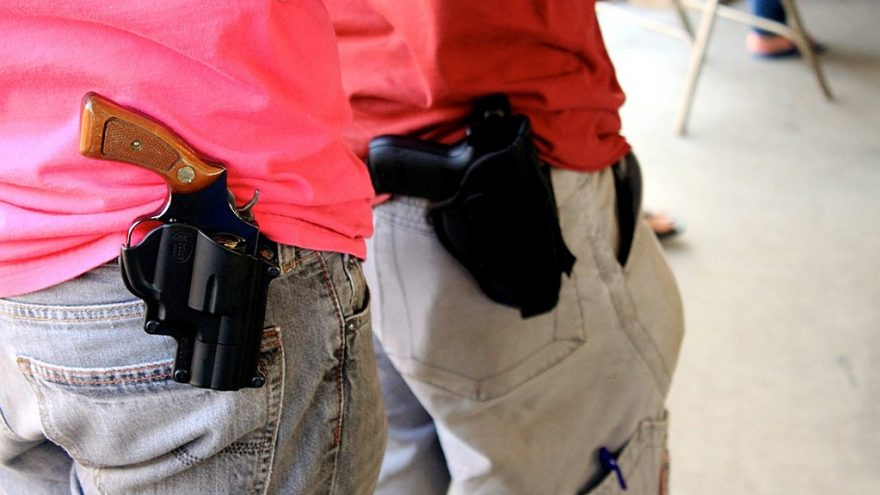 Tennessee Rep. Pushes for Constitutional Carry