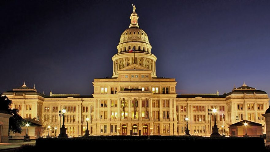 Texas One Step Closer to Constitutional Carry