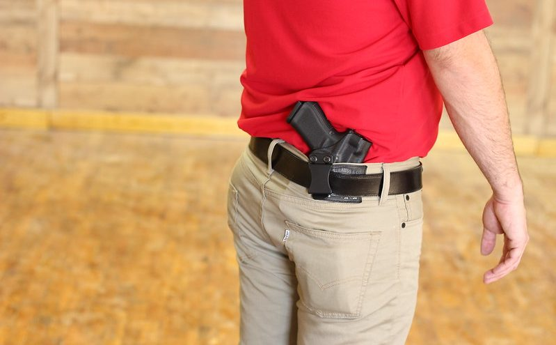 Kansas Lowers Concealed Carry Age to 18